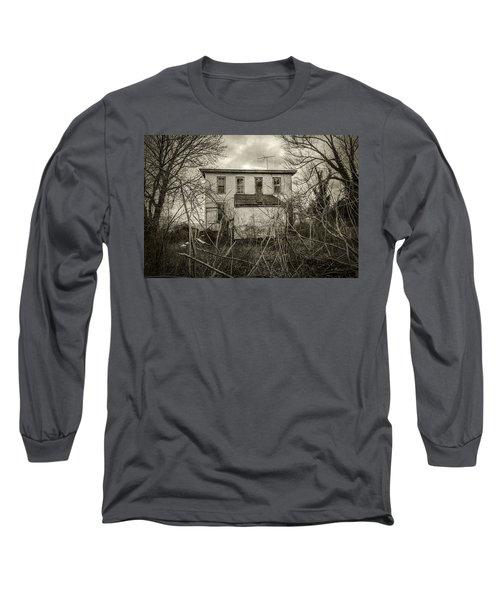 Seen Better Days Long Sleeve T-Shirt by Brian Wallace