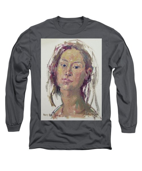Self Portrait 1602 Long Sleeve T-Shirt