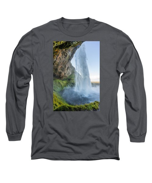 Seljalandsfoss Long Sleeve T-Shirt