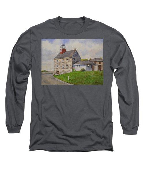 Selkirk Lighthouse Long Sleeve T-Shirt