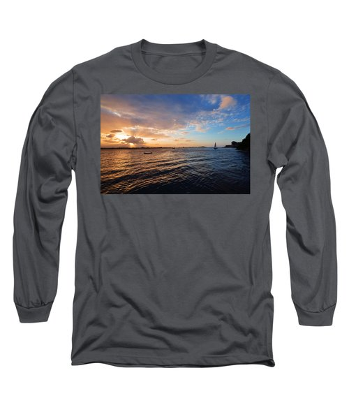 Long Sleeve T-Shirt featuring the photograph Semblance 3769 by Ricardo J Ruiz de Porras