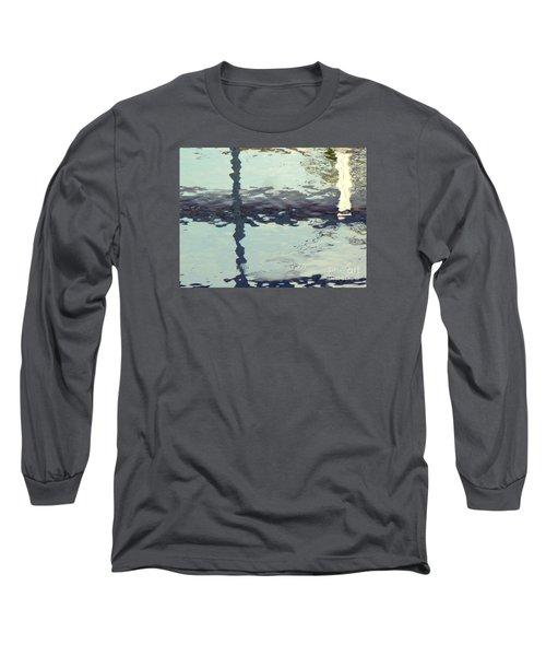 Sensing The Water Long Sleeve T-Shirt
