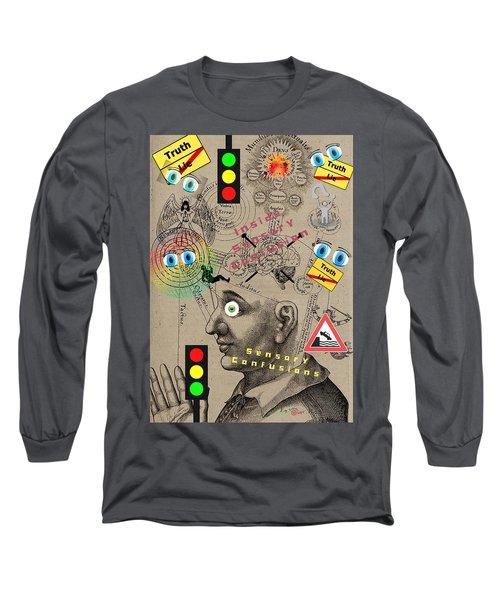 Sensory Confusions Long Sleeve T-Shirt