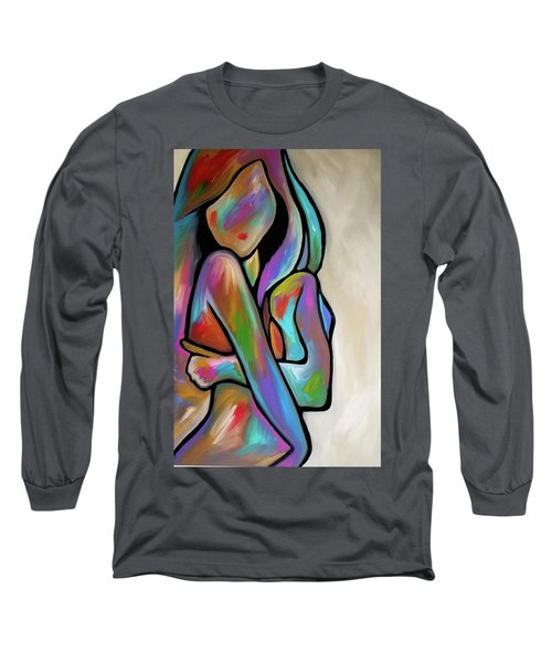 Sensual Calm Long Sleeve T-Shirt