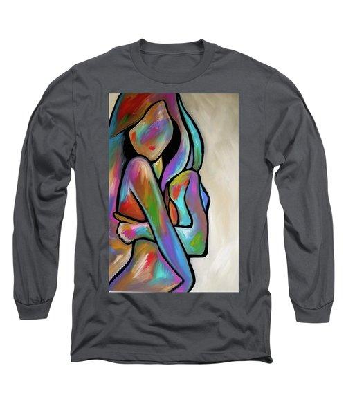 Sensual Calm Long Sleeve T-Shirt