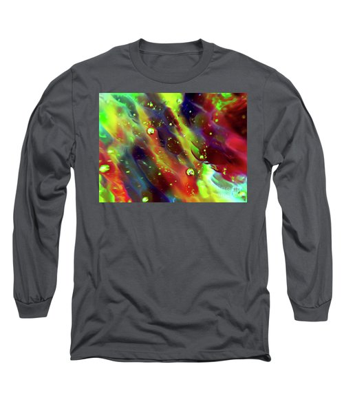 Sensual Illusion Long Sleeve T-Shirt by Todd Breitling