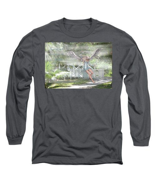 Sent From Heaven Long Sleeve T-Shirt