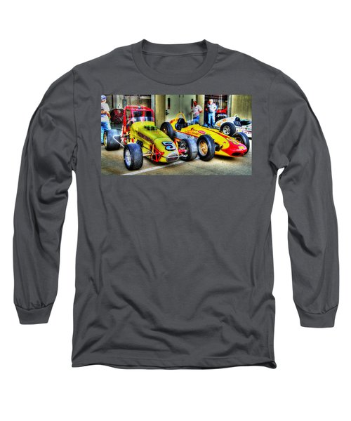 Separated At Birth Long Sleeve T-Shirt by Josh Williams