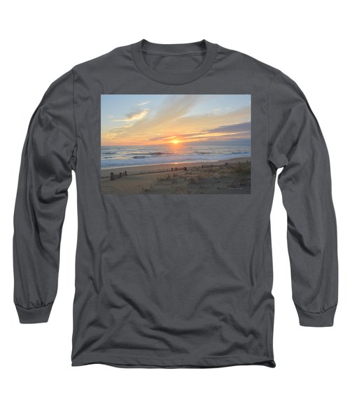 September Sunrise  30 Long Sleeve T-Shirt