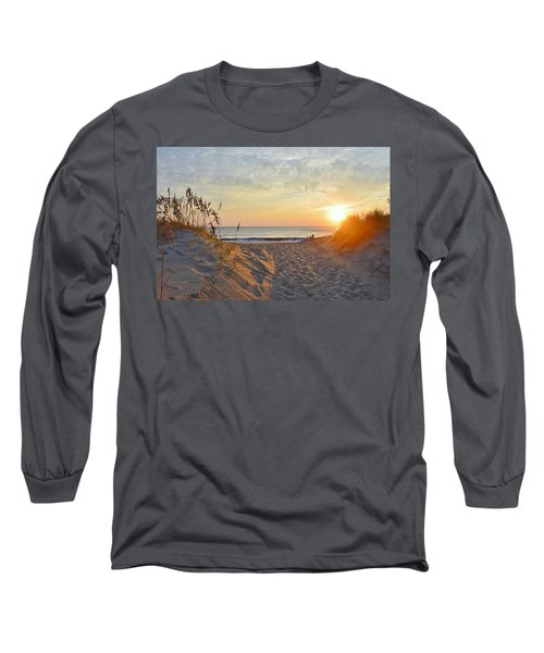 September Sunrise Long Sleeve T-Shirt