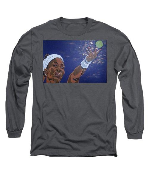 Serena Williams Long Sleeve T-Shirt