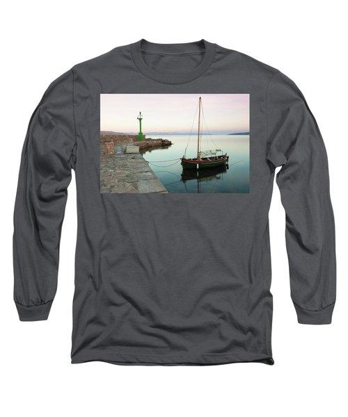 Serene Awakening Long Sleeve T-Shirt