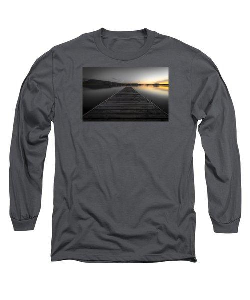Serene Lake 2 Long Sleeve T-Shirt