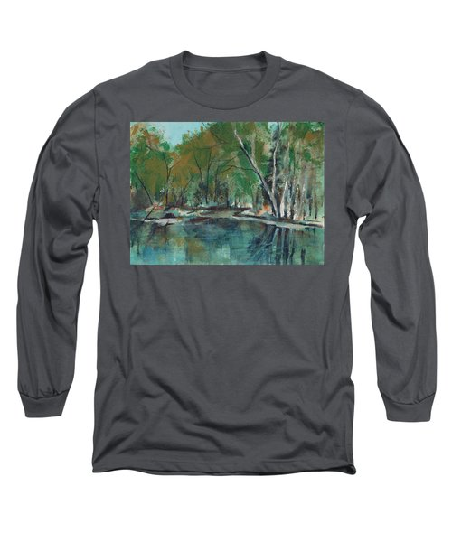 Serene Long Sleeve T-Shirt by Lee Beuther