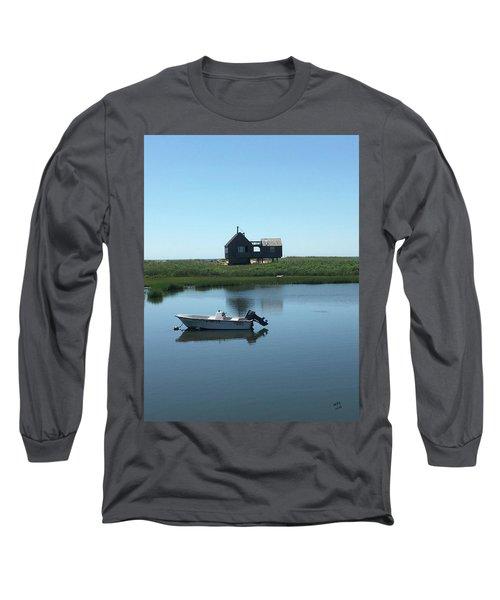 Serene Life Long Sleeve T-Shirt