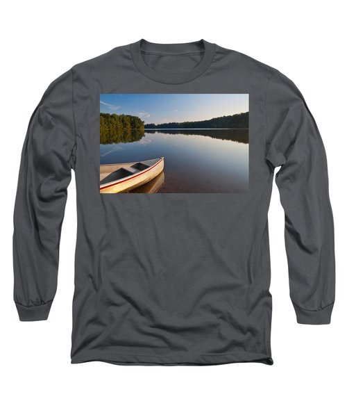 Serene Morning Long Sleeve T-Shirt