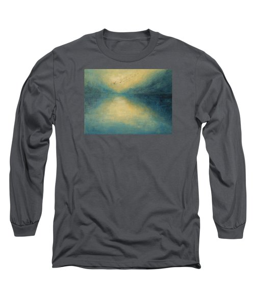 Serenity Long Sleeve T-Shirt by Jane See