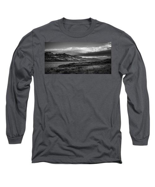 Serenity Long Sleeve T-Shirt by Jason Moynihan