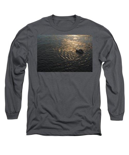 Serenity Long Sleeve T-Shirt by John Rossman