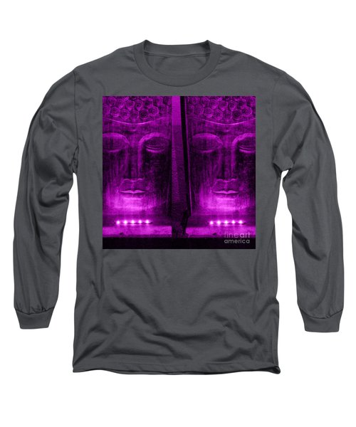Long Sleeve T-Shirt featuring the photograph Serenity by Linda Prewer