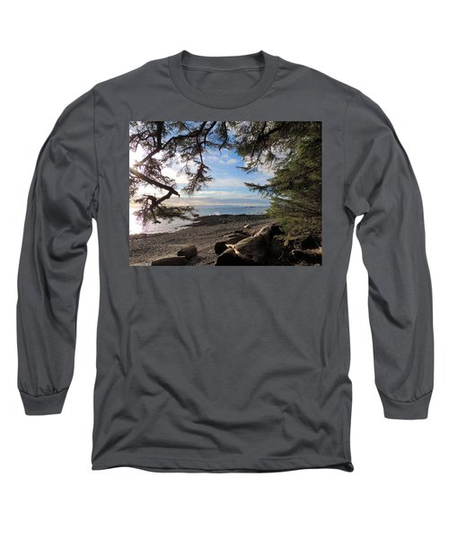 Serenity Surroundings  Long Sleeve T-Shirt