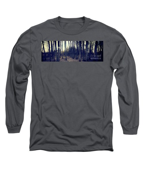 Series Silent Woods 1 Long Sleeve T-Shirt