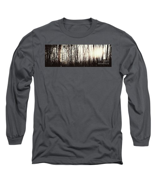 Series Silent Woods 3 Long Sleeve T-Shirt