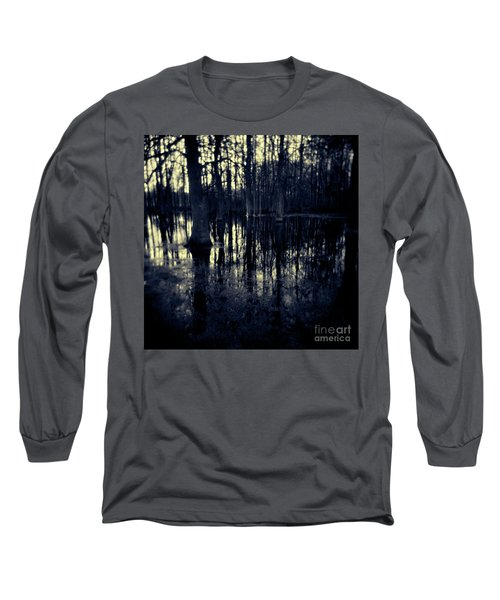Series Wood And Water 4 Long Sleeve T-Shirt