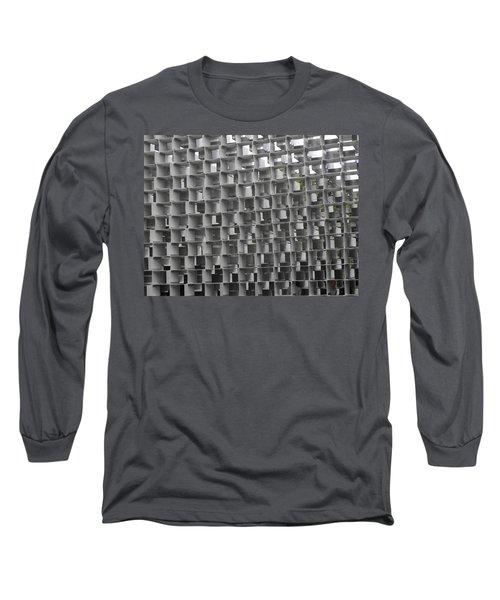 Serpentine Pavilion 02 Long Sleeve T-Shirt