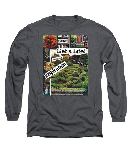 Set Yourself Free Long Sleeve T-Shirt