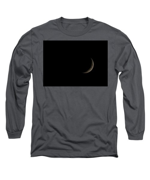 Long Sleeve T-Shirt featuring the photograph Setting by Alex Lapidus