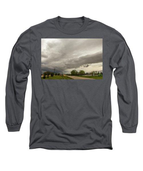 Severe Nebraska Weather 013 Long Sleeve T-Shirt
