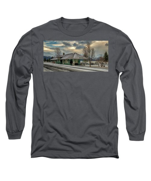 Seward Alaska 2017 Long Sleeve T-Shirt