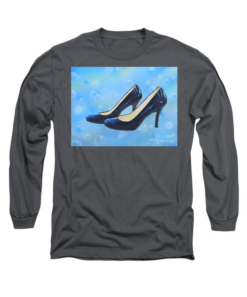 Sexy Shoes Long Sleeve T-Shirt
