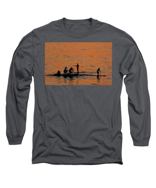 Shadow Play Long Sleeve T-Shirt