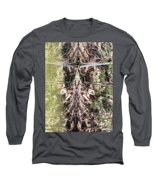 Shamanka Long Sleeve T-Shirt by Melissa Stoudt