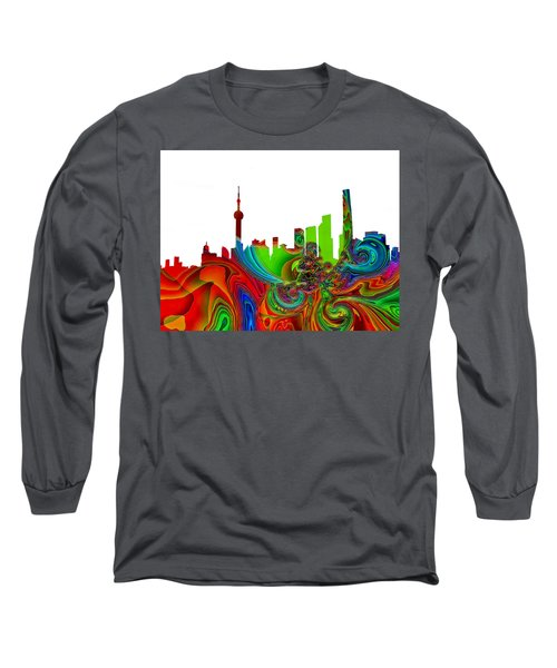 Shanghai  Long Sleeve T-Shirt
