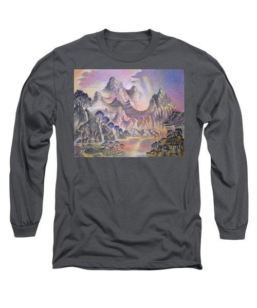 Shangri La Long Sleeve T-Shirt