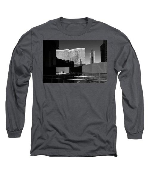 Shapes And Shadows 3720 Long Sleeve T-Shirt