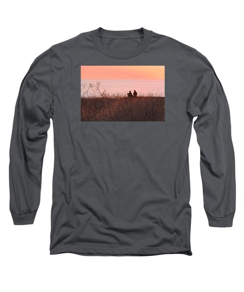 Sharing Tranquility Long Sleeve T-Shirt