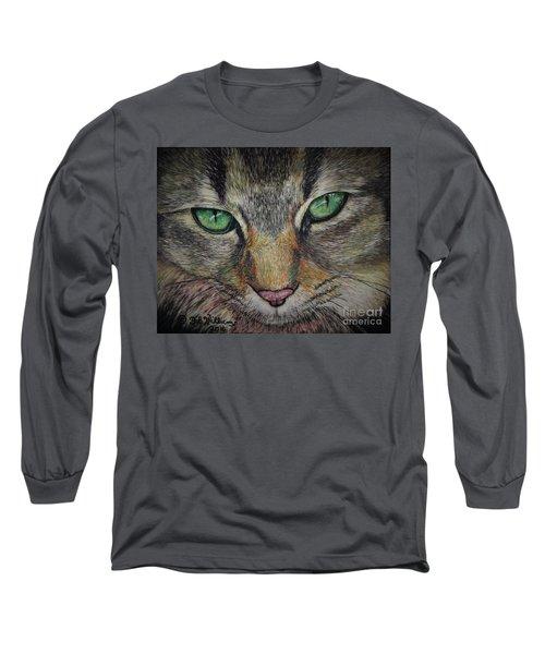 Sharna Eyes Long Sleeve T-Shirt
