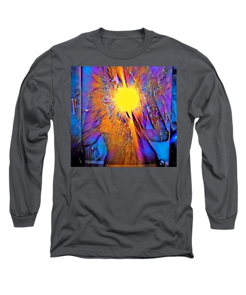 Shattering Perceptions   Long Sleeve T-Shirt