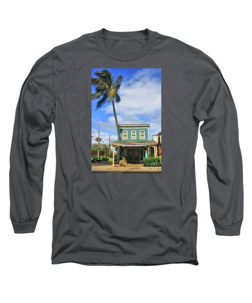 Long Sleeve T-Shirt featuring the photograph Shave Ice by DJ Florek