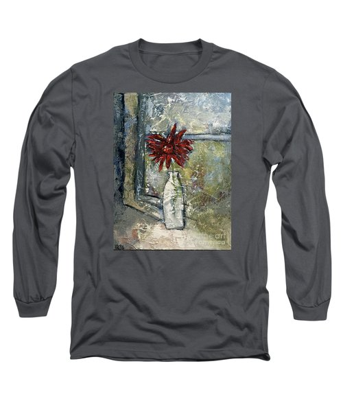 She Soaked In The Sun Long Sleeve T-Shirt by Kirsten Reed
