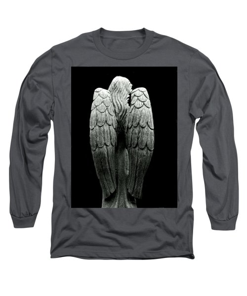 She Talks With Angels Long Sleeve T-Shirt
