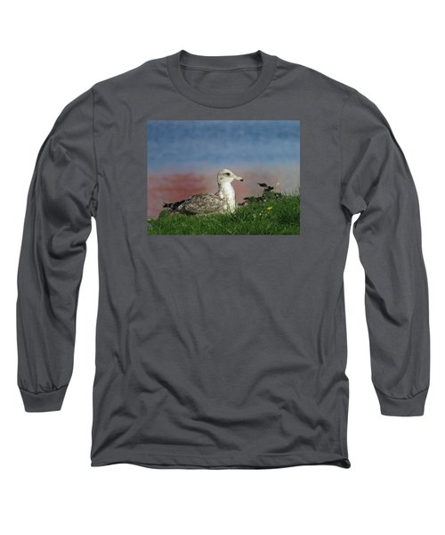 She Who Watches Long Sleeve T-Shirt
