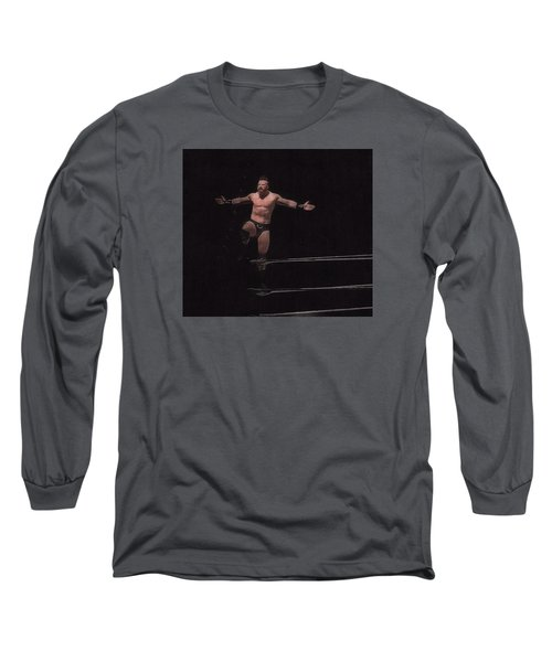 Sheamus Long Sleeve T-Shirt by Paul  Wilford