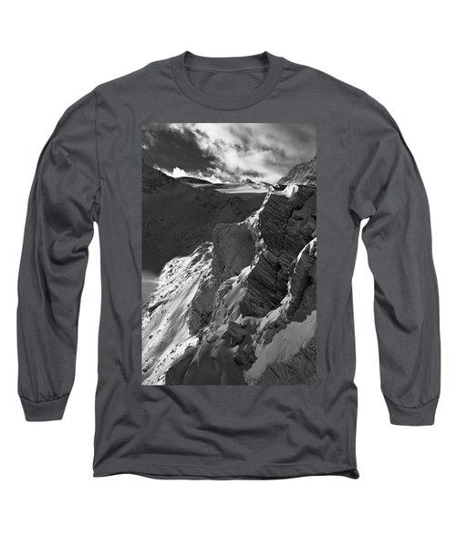 Sheer Alps Long Sleeve T-Shirt