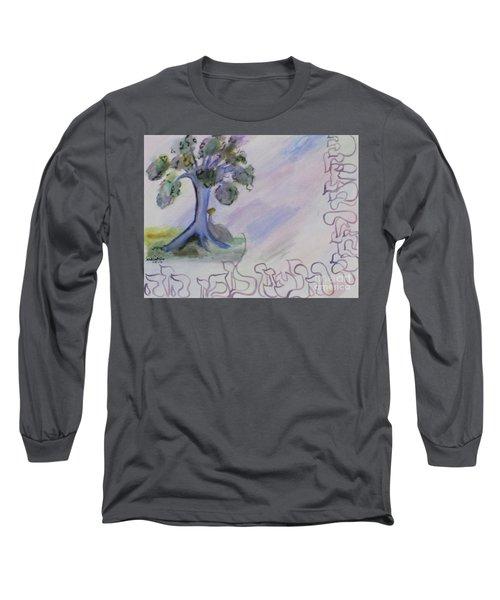 Shehecheyanu Long Sleeve T-Shirt