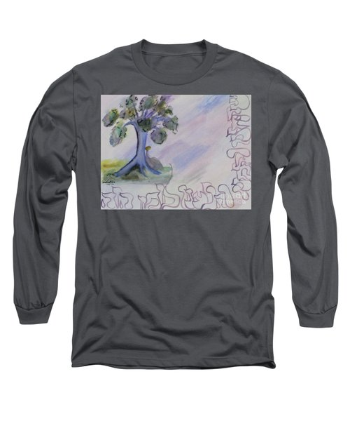 Shehecheyanu Long Sleeve T-Shirt